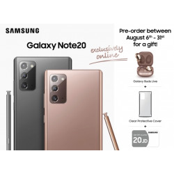 Pre Order Note 20 +Free Buds |Pre booking 200JD  Price (689JD) Exclusive